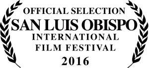 SLO Film Fest Laurels 2016
